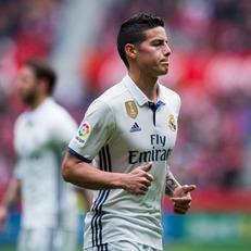 """""""Реал Мадрид"""" хочет продать Хамеса в """"Ман Юнайтед"""""""