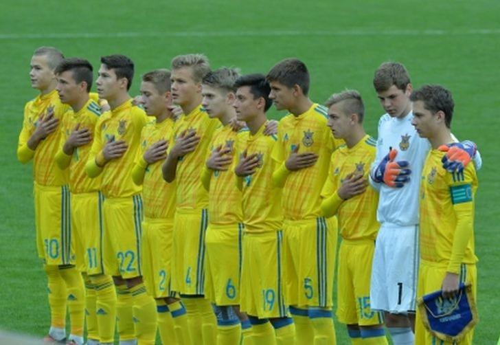 Сборная Украины U-16 , ffu.org.ua