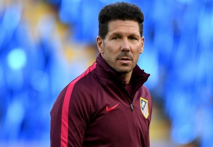 Диего Симеоне, goal.com
