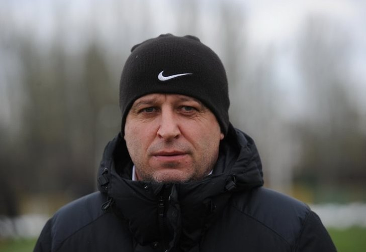 Юрий Вернидуб; фото: vk.com/zoryaluhansk
