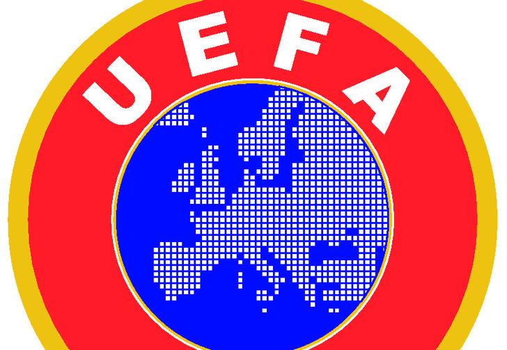 Логотип УЕФА, uefa.com