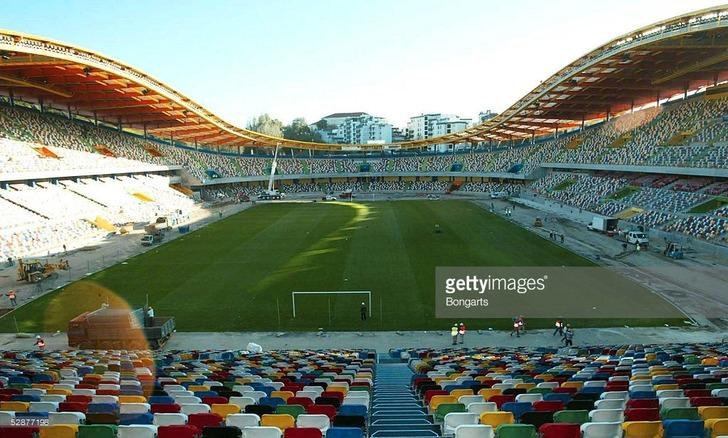"Стадион ""Магальяйнш Песоа"", Getty Images"