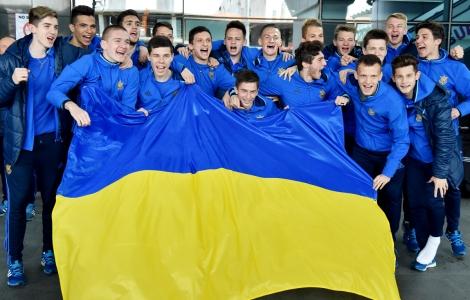 Сборная Украины U-17, фото: ФФУ