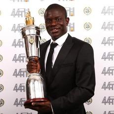 Канте признан игроком года по версии PFA, Алли - молодым игроком года