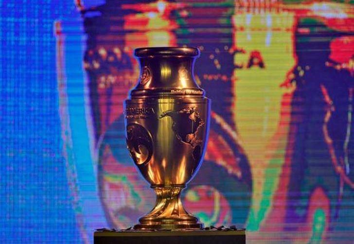 Трофей Кубка Америки, Getty Images