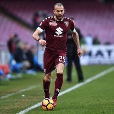 """Защитник """"Торино"""" Де Сильвестри пропустит 15-20 дней из-за травмы"""