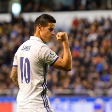 """""""Реал Мадрид"""" покуражился в Ла-Корунье"""