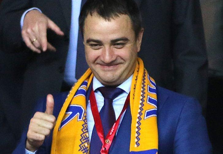 Андрей Павелко, plussport.com.ua