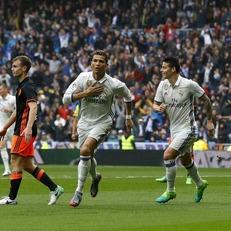 """""""Реал Мадрид"""" - """"Валенсия"""" - 2:1. Видеообзор матча"""