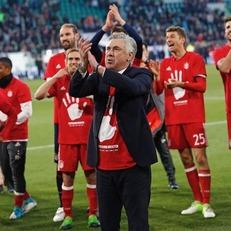 Анчелотти стал первым наставником, ставшим чемпионом в четырех из пяти ведущих лиг Европы
