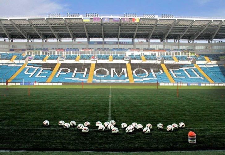 "Стадион ""Черноморец"", chernomorets.odessa.ua"