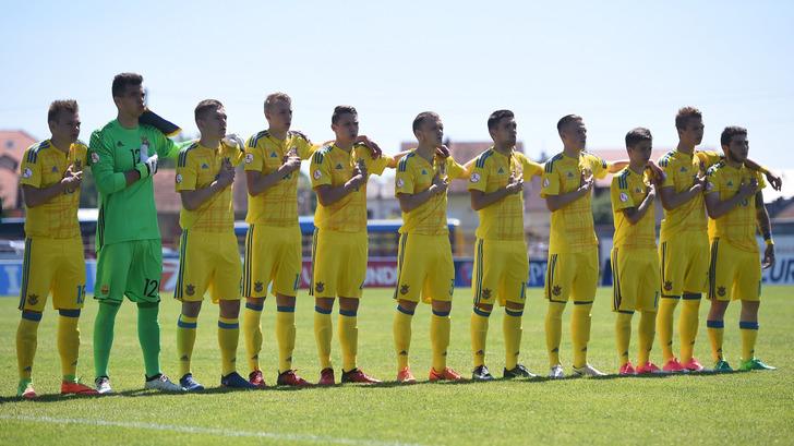 Сборная Украины U-17, uefa.com