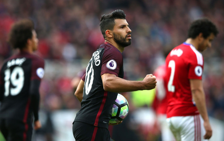 «Манчестер Сити» разгромил «Кристал Пэлас» сосчётом 5:0
