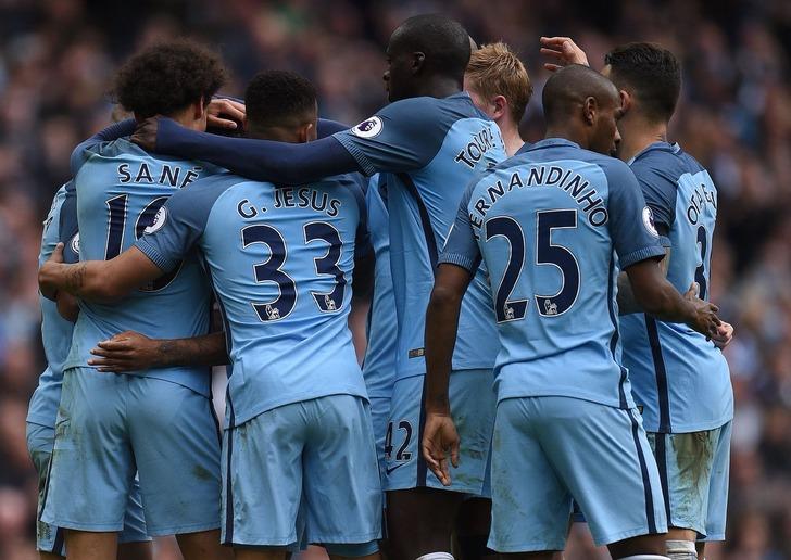 «Манчестер Сити» победил иподнялся на 3-е место
