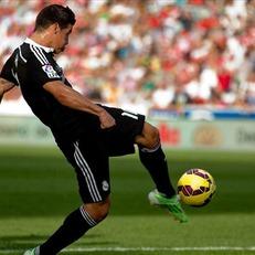 "Мадридский ""Реал"" на классе разгромил ""Гранаду"""