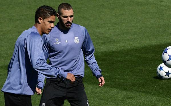 Рафаэль Варан (слева), Marca