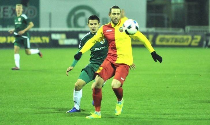 Борха Экиса (справа), ua-football.com