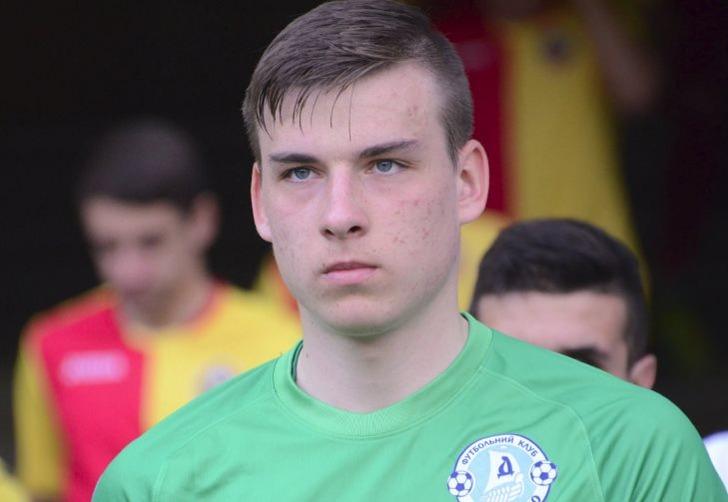 Андрей Лунин, fc-dnipro.com.ua
