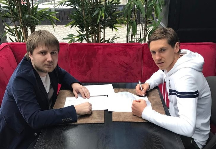Вадим Шаблий и Денис Гармаш; фото: инстаграм Вадима Шаблия
