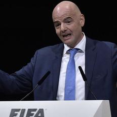 """Инфантино: """"Финансирование ФИФА очень стабильно"""""""