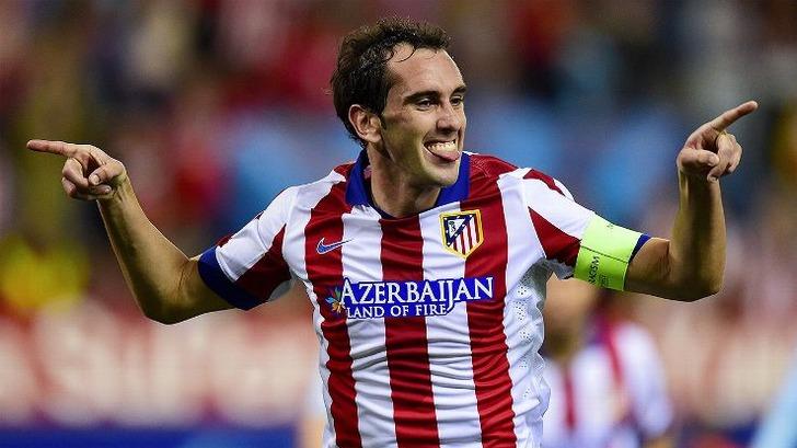 Защитник «Атлетико» Годин дисквалифицирован натри матча чемпионата Испании