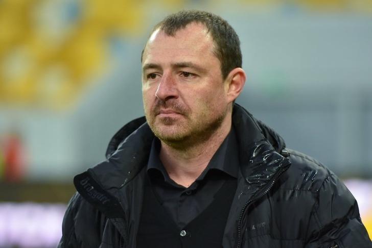 Монарев стал главным тренером кропивницкой «Зирки»