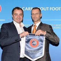 Павелко вошел в состав Дисциплинарного комитета ФИФА