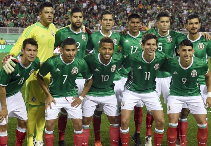 Сборная Мексики по футболу; фото: Этан Миллер / Getty Images