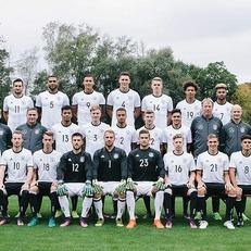 Германия U-21 огласила заявку на Евро-2017