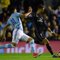 """""""Реал Мадрид"""" без проблем разобрался с """"Сельтой"""""""