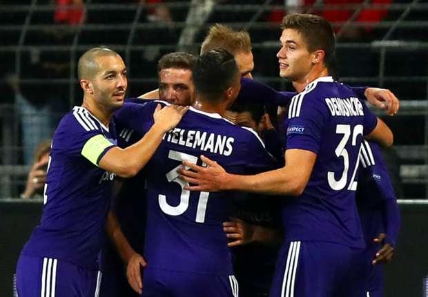 «Андерлехт» стал чемпионом Бельгии