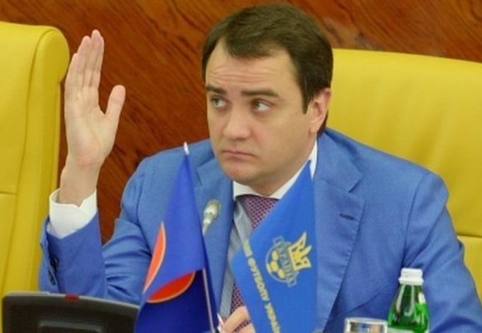 Андрей Павелко, фото: ФФУ