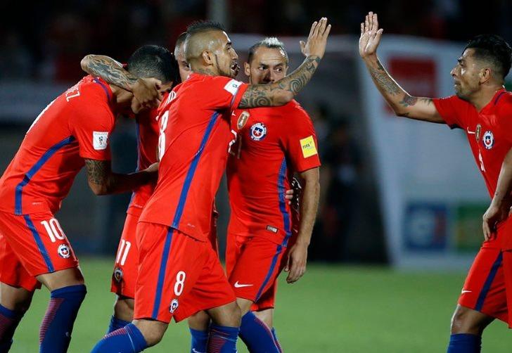 Сборная Чили по футболу, elperiscopio.cl