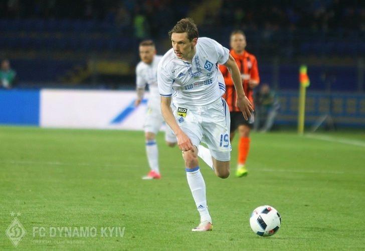 Денис Гармаш, fcdynamo.kiev.ua