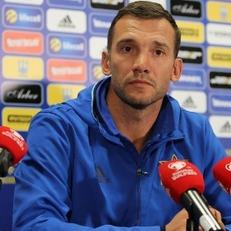 Шевченко огласил заявку на матчи с Мальтой и Финляндией