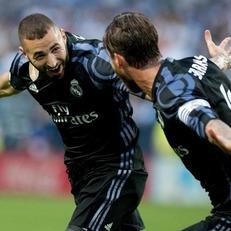 """Реал Мадрид"" победил ""Малагу"" и стал чемпионом Испании"