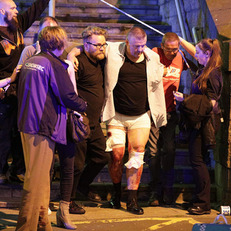 """Ман Сити"" выразил слова поддержки пострадавшим от теракта на стадионе ""Манчестер Арена"""