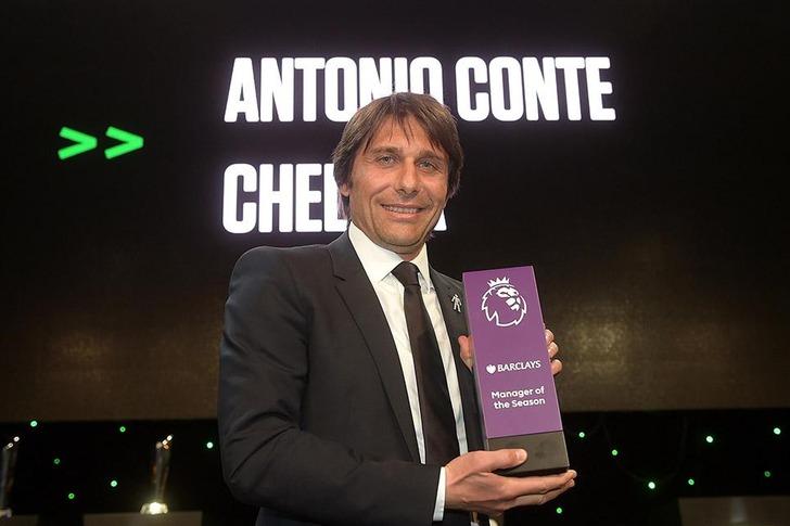 Антонио Конте, premierleague.com