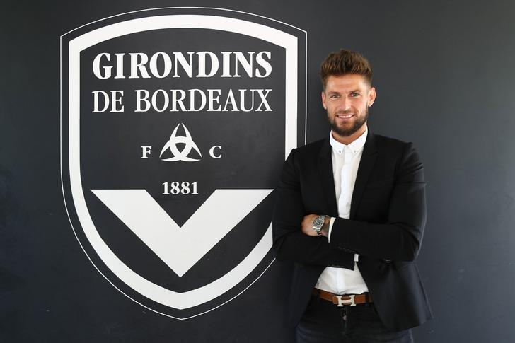 Бенуа Костель, girondins.com