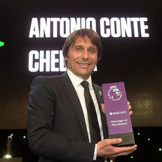 Конте признан лучшим тренером сезона в АПЛ