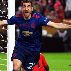 """""""Манчестер Юнайтед"""" - победитель Лиги Европы!"""