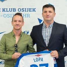 """Лепа – лучший игрок сезона в """"Осиеке"""""""
