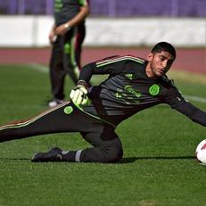 Хосе Корона пропустит ближайшие матчи сборной Мексики из-за травмы
