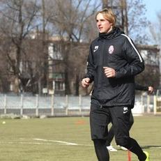 Андрей Пилявский вернулся в общую группу