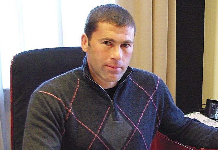 """Президент """"Олимпика"""" Владислав Гельзин, olimpik.com.ua"""