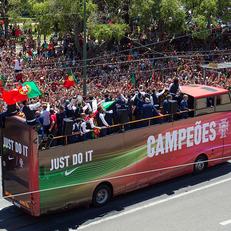 Португалия огласила заявку на Кубок конфедераций