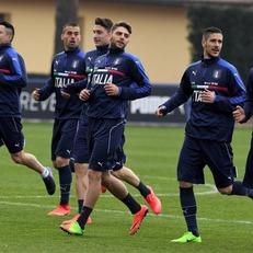 Состав сборной Италии на матч против Сан-Марино