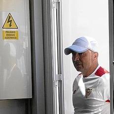 Хорхе Сампаоли прибыл в Аргентину
