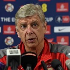 """Венгер рассказал о готовности """"Арсенала"""" к финалу Кубка Англии"""