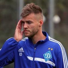 Ярмоленко забил свой 95-й гол в УПЛ